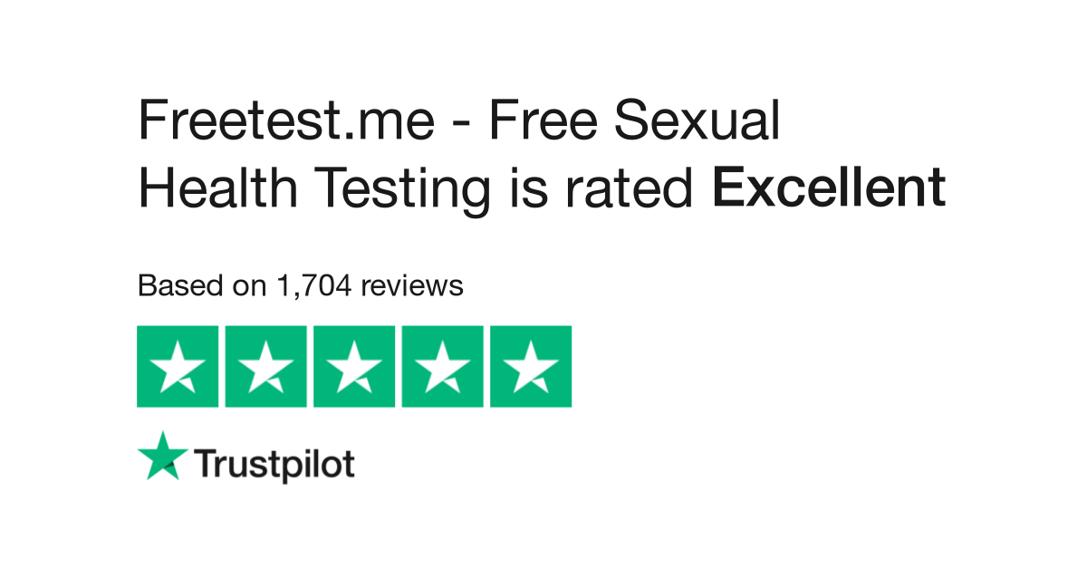 Freetest.me - Free Sexual Health Testing Reviews | Read Customer Service  Reviews of www.freetest.me