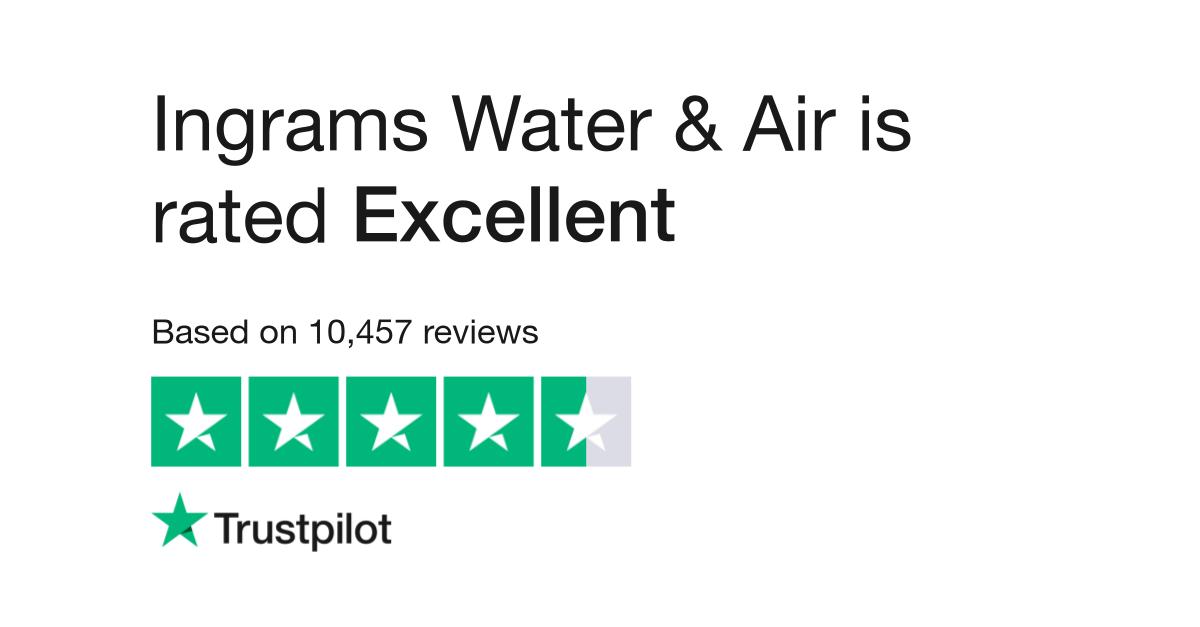 Ingrams Water Air Reviews Read Customer Service Of Iwae 6 162