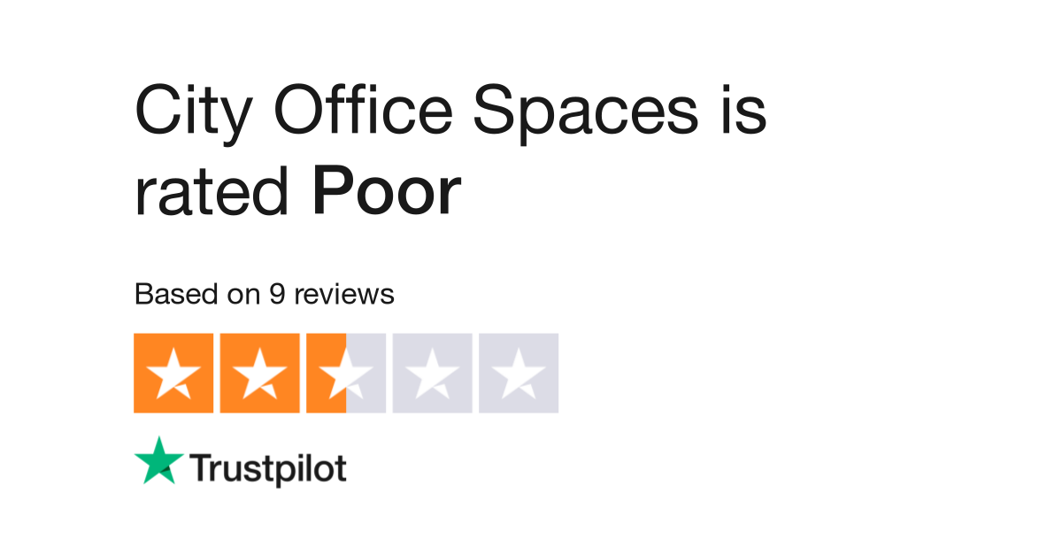 city office spaces reviews read customer service reviews of www