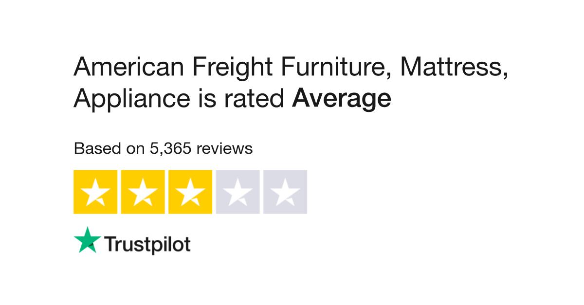 American Freight Furniture Mattress Reviews Read Customer Service Of Americanfreight Com