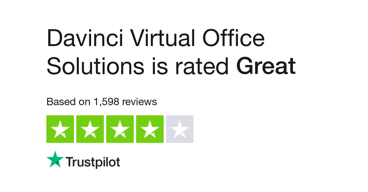 davinci virtual office solutions reviews read customer service