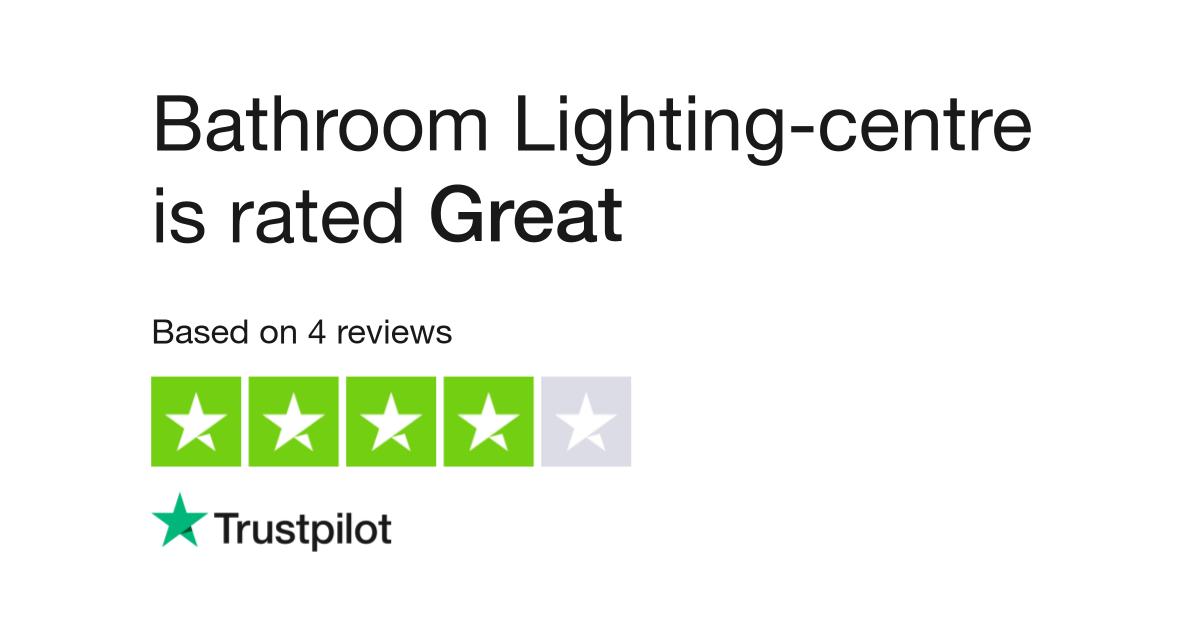 Bathroom Lighting Centre Reviews Read Customer Service