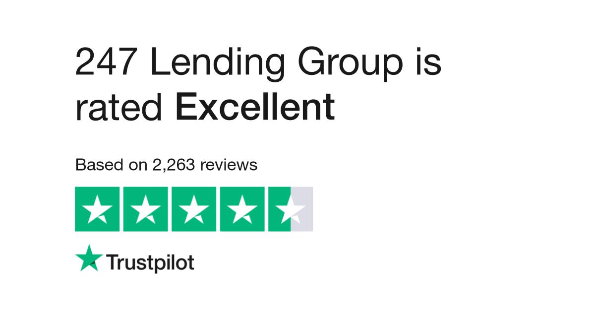 247 Lending Group Reviews