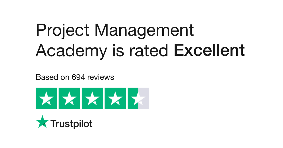 Project Management Academy Reviews Read Customer Service Reviews
