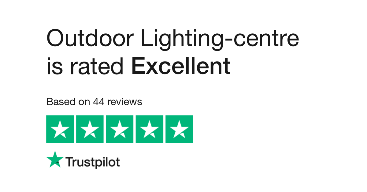 Outdoor Lighting Centre Reviews Read