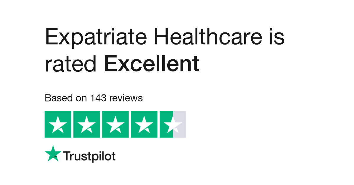 Expatriate Healthcare Reviews | Read Customer Service