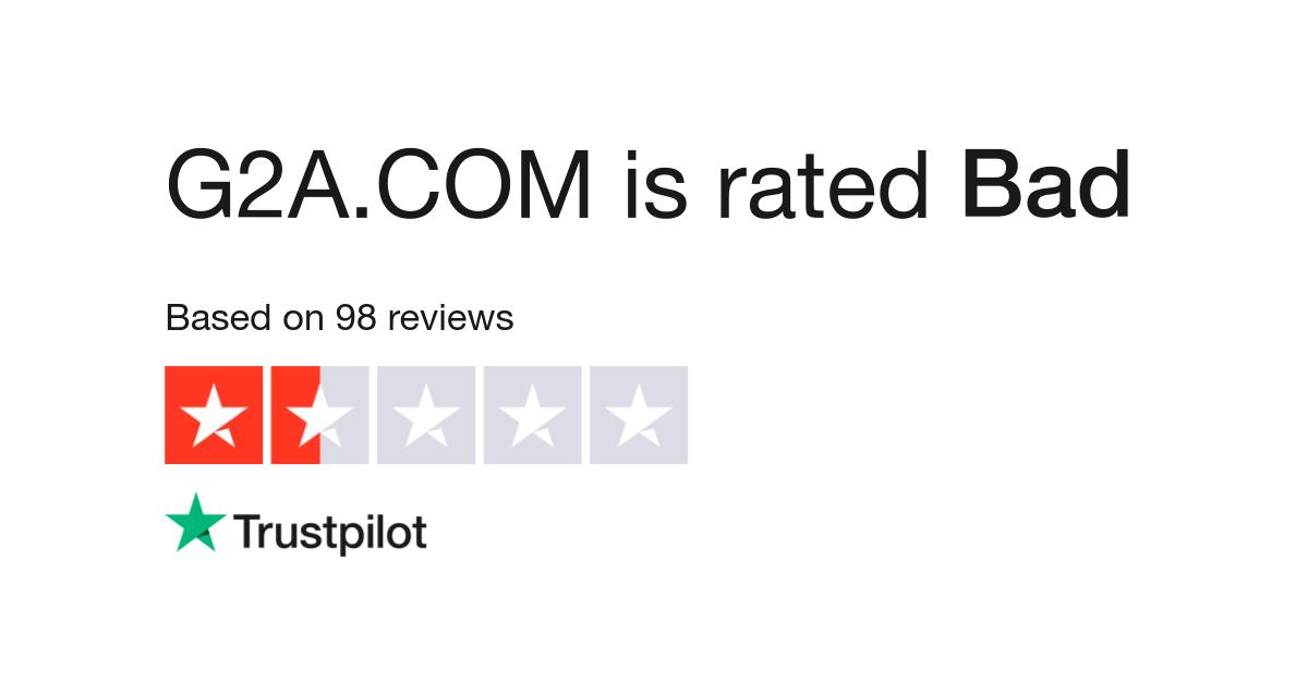 G2A COM Reviews | Read Customer Service Reviews of g2a de