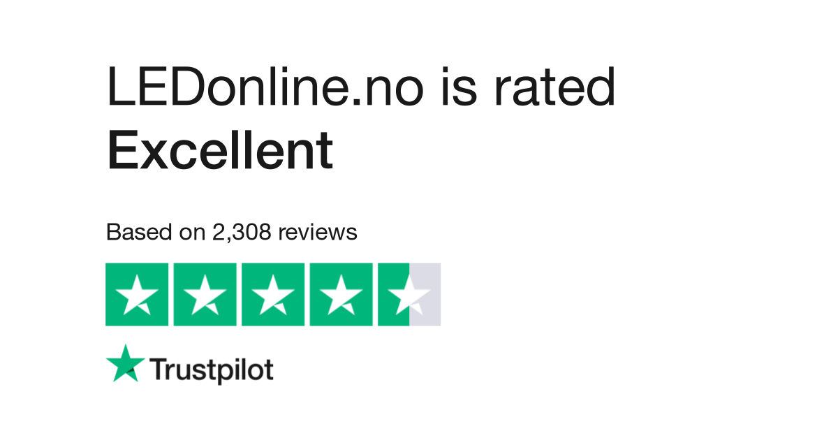 LEDonline no Reviews | Read Customer Service Reviews of ledonline no