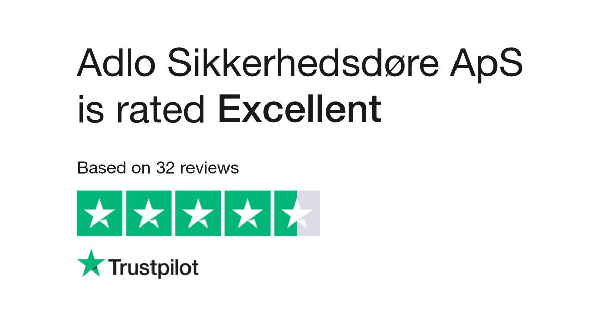 183aacaeb5 Adlo Sikkerhedsdøre ApS Reviews