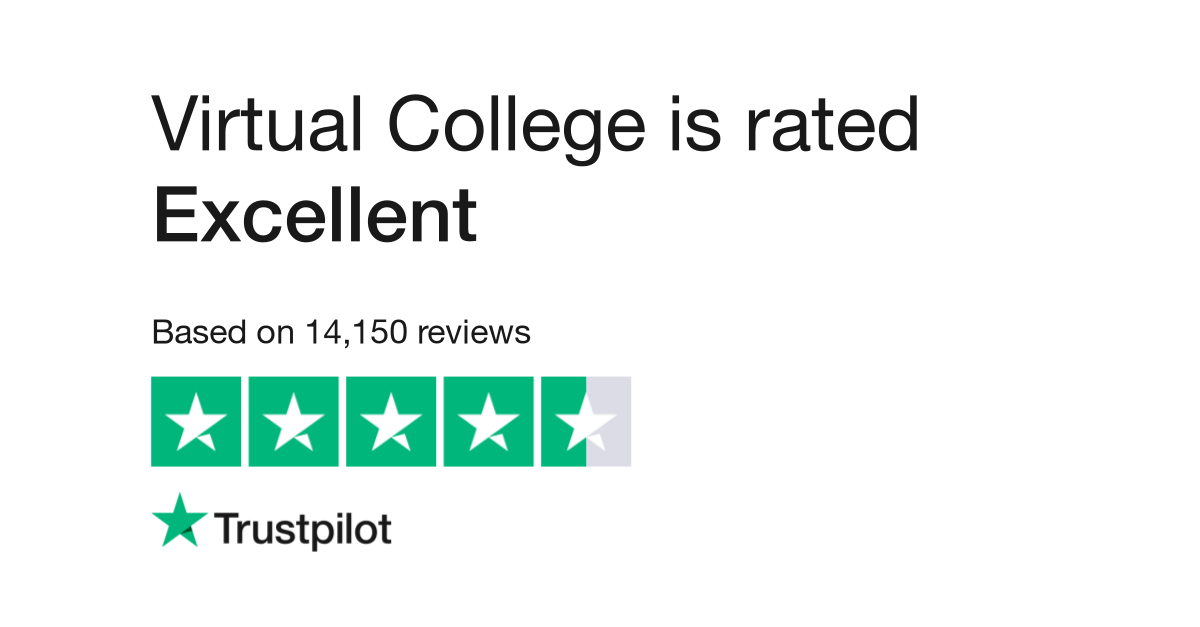 Virtual College Reviews Read Customer Service Reviews Of