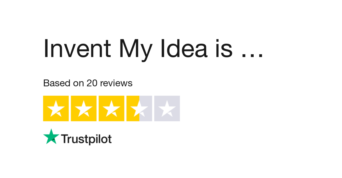 Invent My Idea Reviews | Read Customer Service Reviews of ...