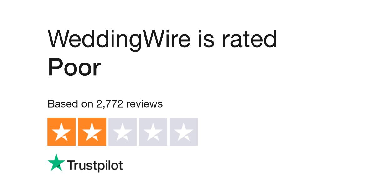 Weddingwire Reviews Read Customer Service Reviews Of Weddingwire Com