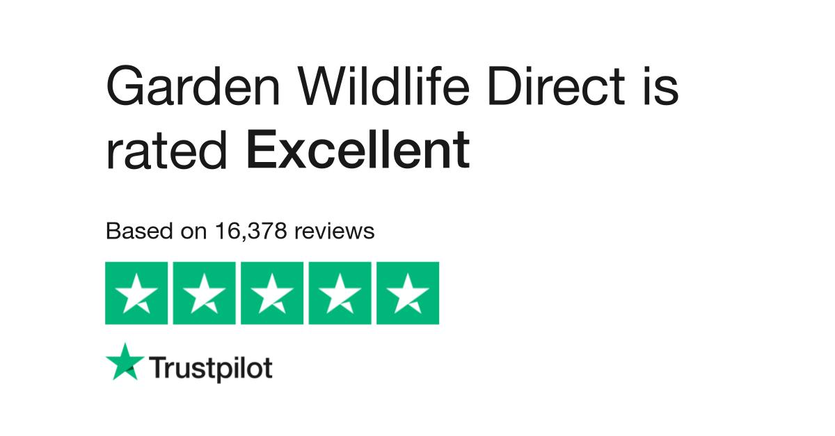 Garden Wildlife Direct Reviews Read Customer Service Reviews Of Gardenwildlifedirect Co Uk
