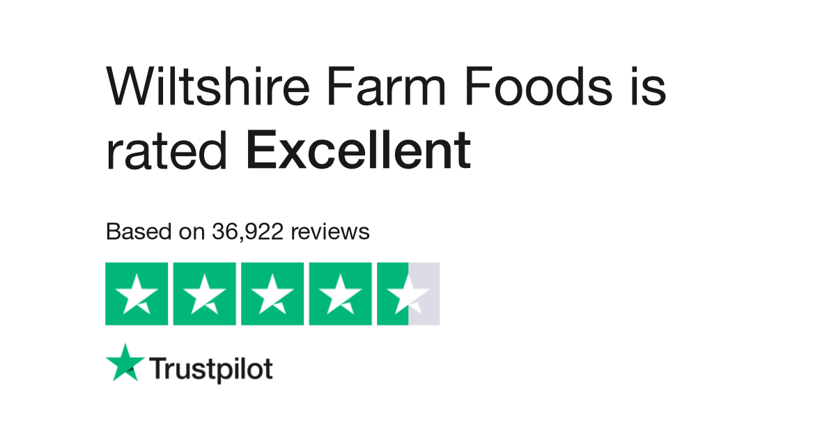 Wiltshire Farm Foods Reviews | Read Customer Service Reviews of www
