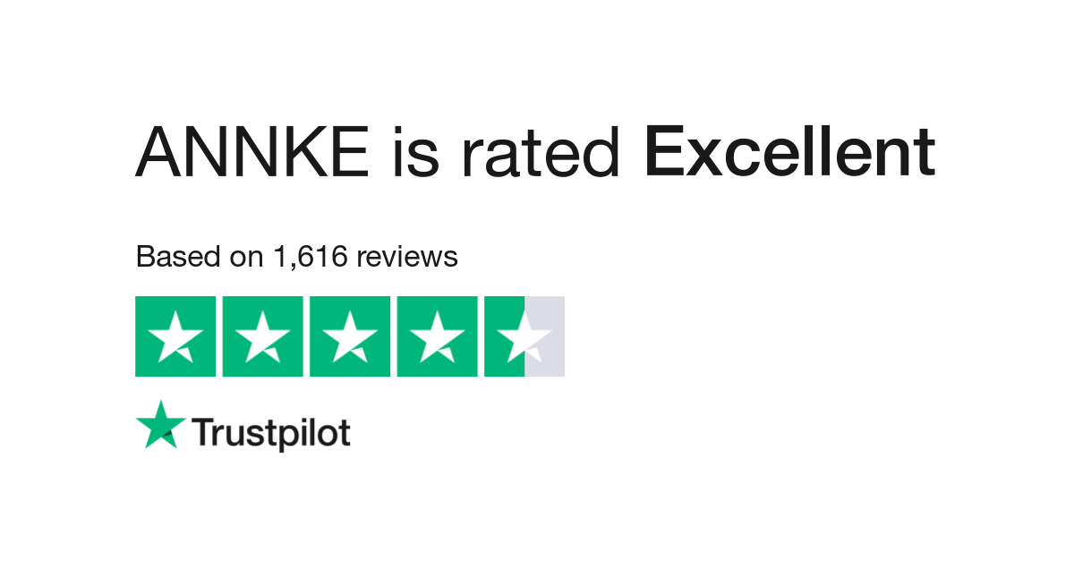 Annke Security Reviews | Read Customer Service Reviews of