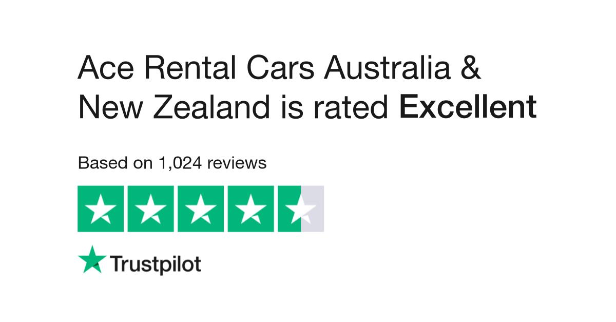 Ace Rental Cars Australia & New Zealand Reviews | Read Customer