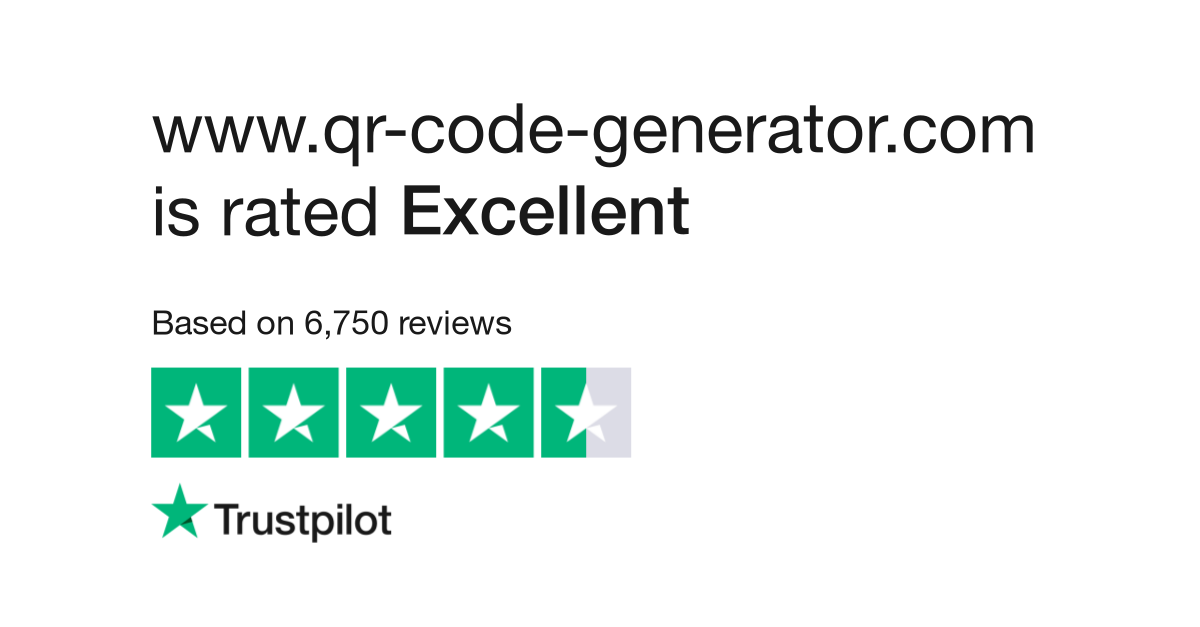 www qr-code-generator com Reviews | Read Customer Service Reviews of