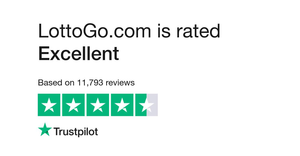 LottoGo com Reviews | Read Customer Service Reviews of www lottogo com