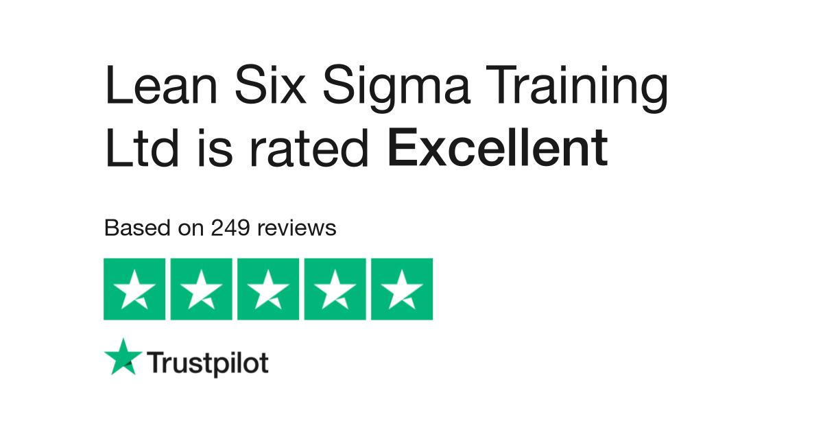 Lean Six Sigma Training Ltd Reviews   Read Customer Service