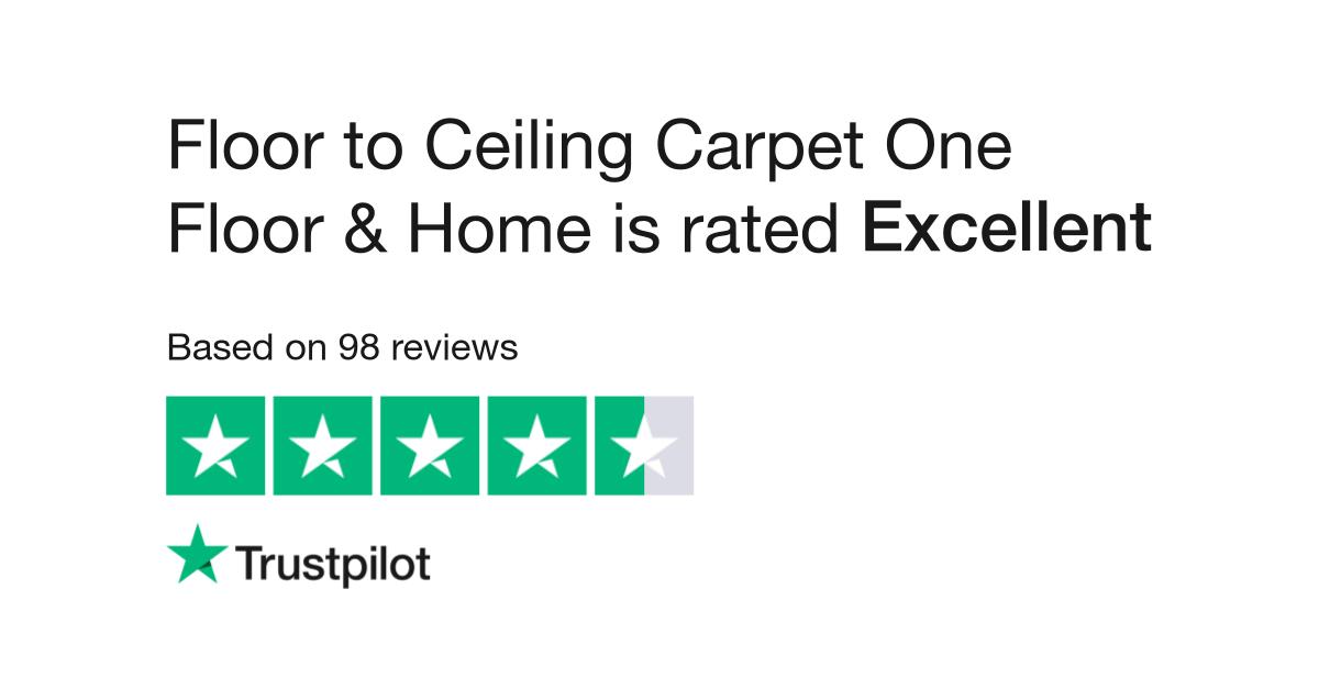 Floor To Ceiling Carpet One Home Reviews Read Customer Service Of Www Floortoceilingcarpetone