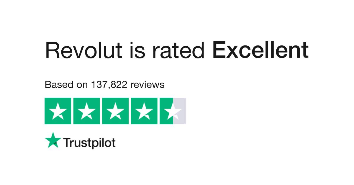 Revolut Reviews   Read Customer Service Reviews of www revolut com