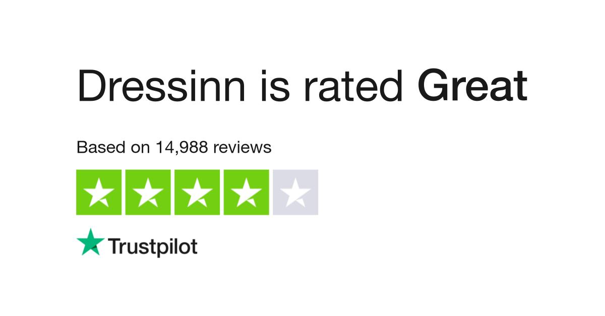 b31a57ec6f Dressinn Reviews | Read Customer Service Reviews of dressinn.com
