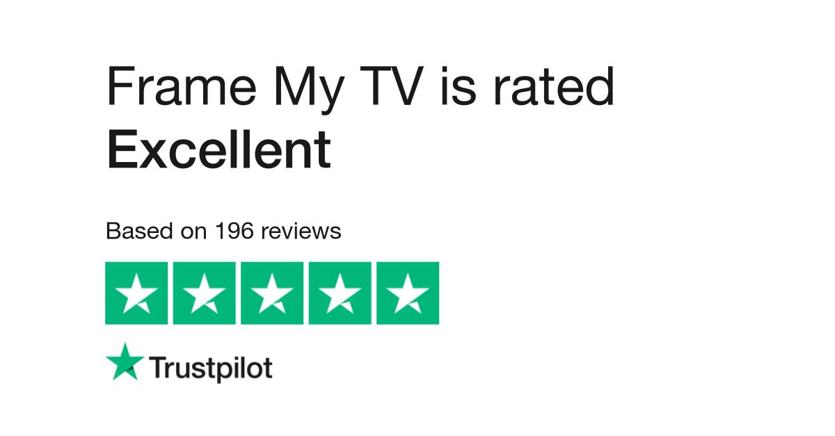 Frame My TV Reviews   Read Customer Service Reviews of framemytv.com