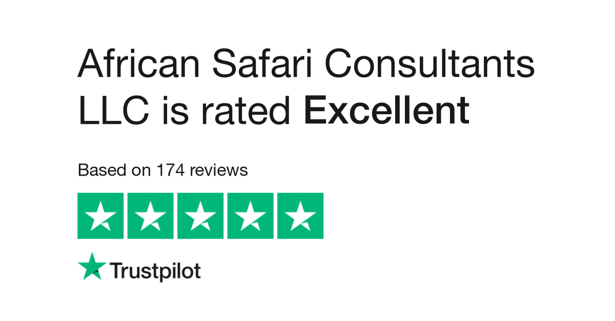 African Safari Consultants LLC Reviews   Read Customer