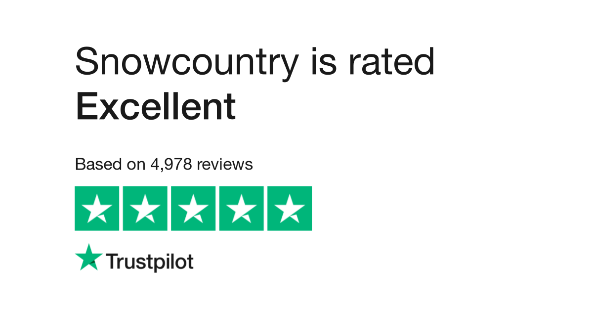 Snowcountry Reviews Read Customer Service Reviews Of Snowcountry