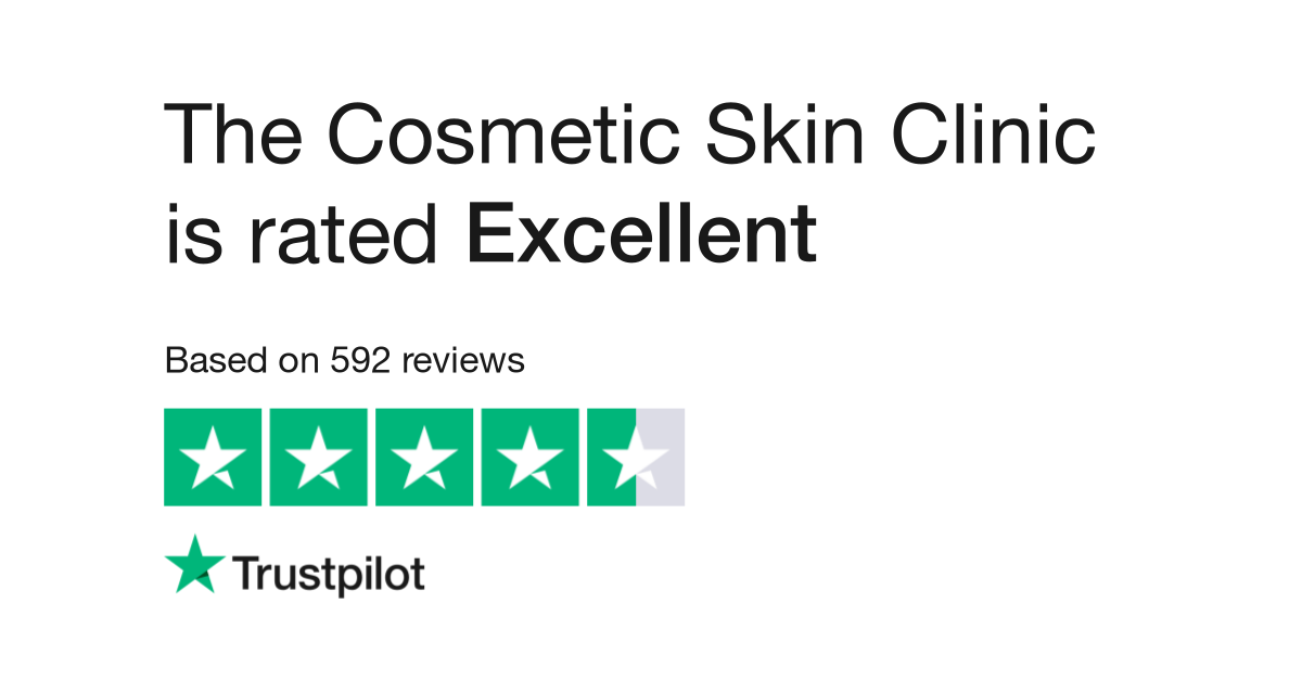 The Cosmetic Skin Clinic Reviews | Read Customer Service Reviews of