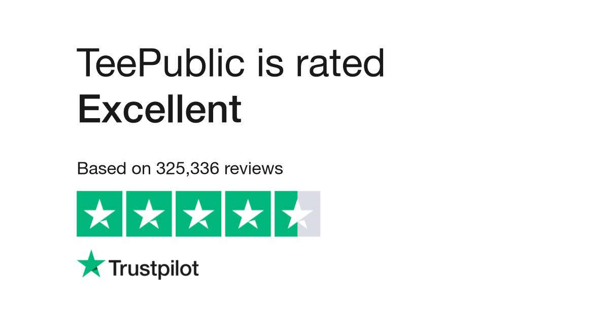 Teepublic Reviews Read Customer Service Reviews Of Www Teepublic Com
