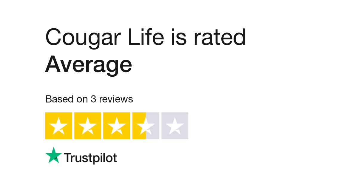 Cougar Life Reviews >> Cougar Life Reviews Read Customer Service Reviews Of
