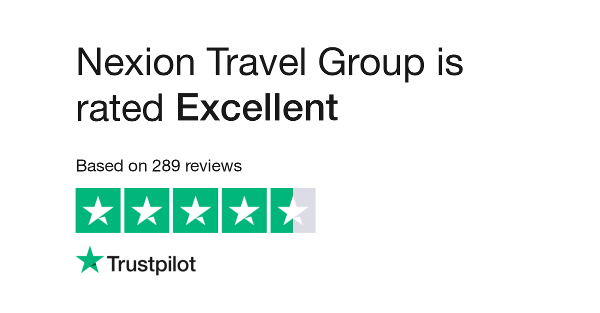 Nexion Travel Group Reviews | Read Customer Service Reviews of www