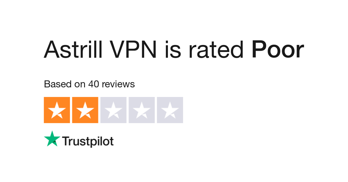 Astrill VPN Reviews | Read Customer Service Reviews of