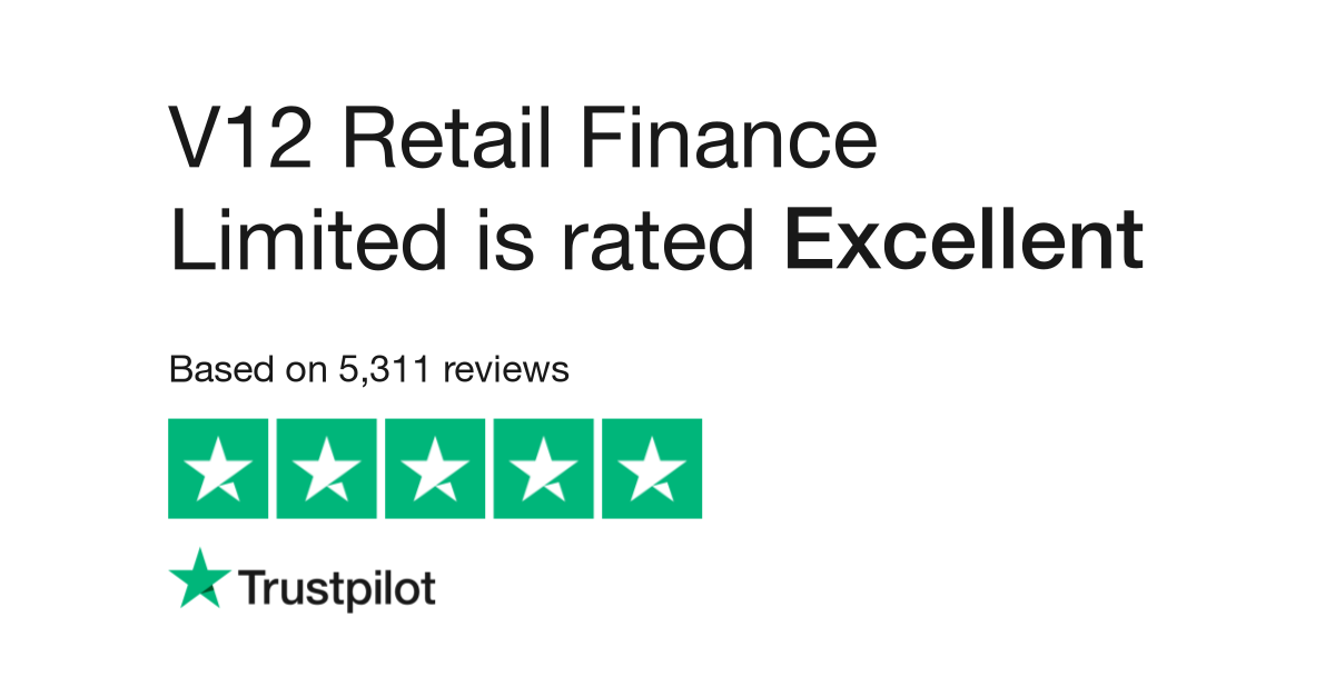 V12 Retail Finance Limited Reviews | Read Customer Service Reviews