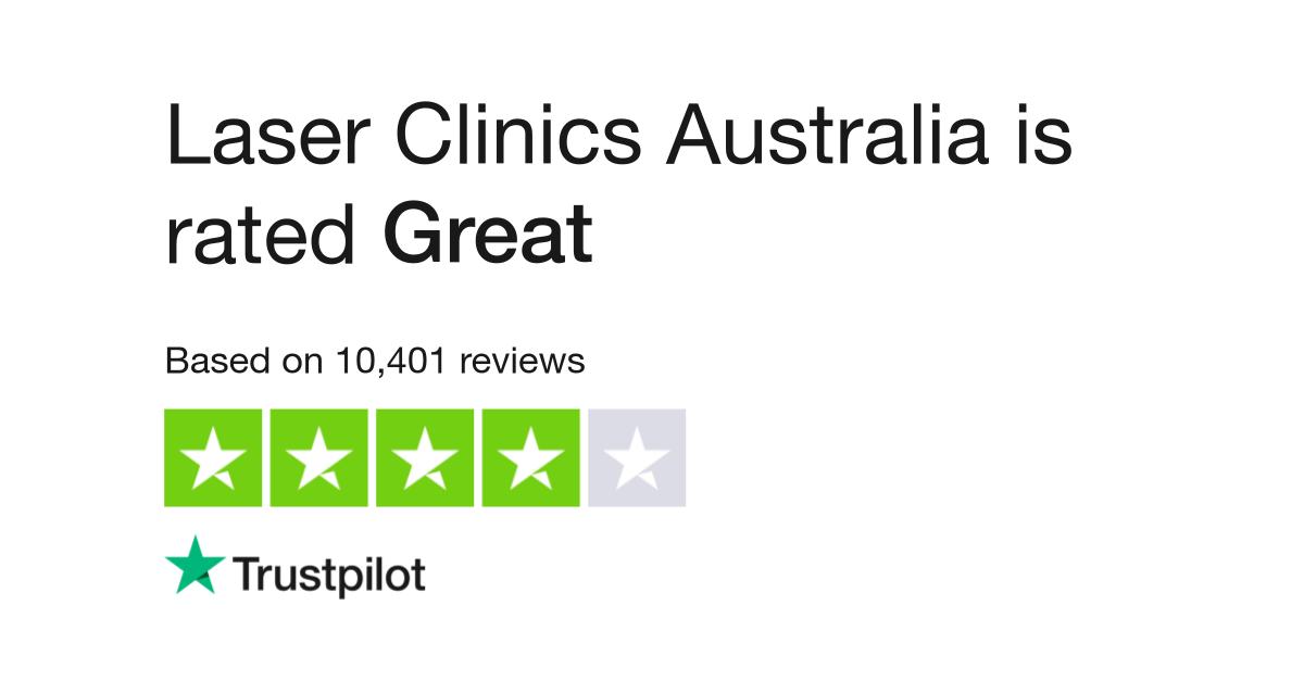 Laser Clinics Australia Reviews | Read Customer Service