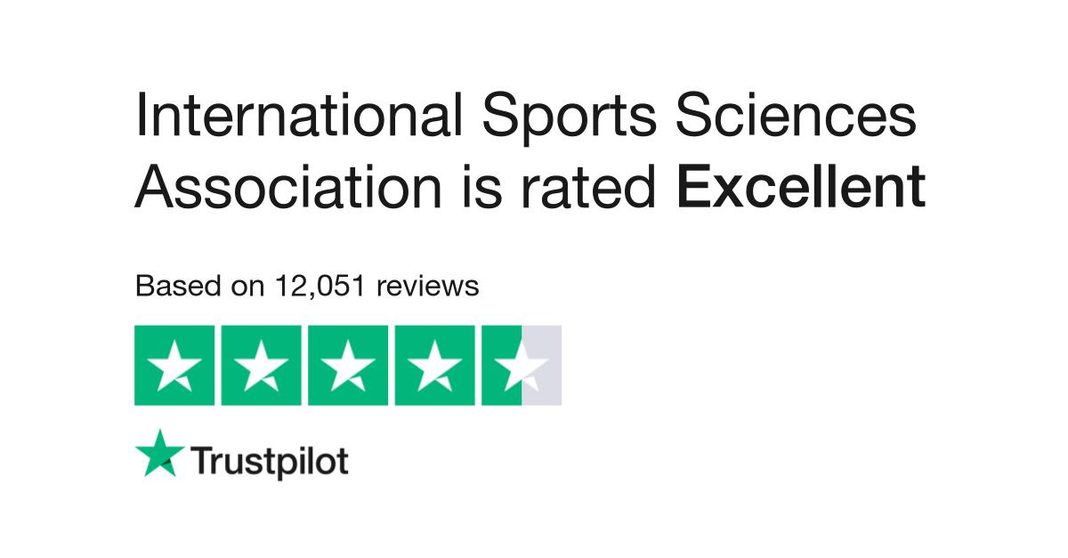 International Sports Science Association Reviews Read Customer