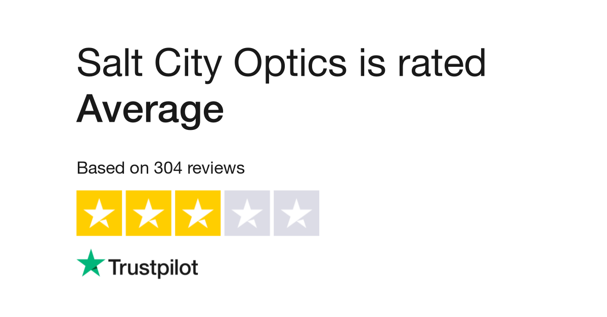 315882a5be0 Salt City Optics Reviews