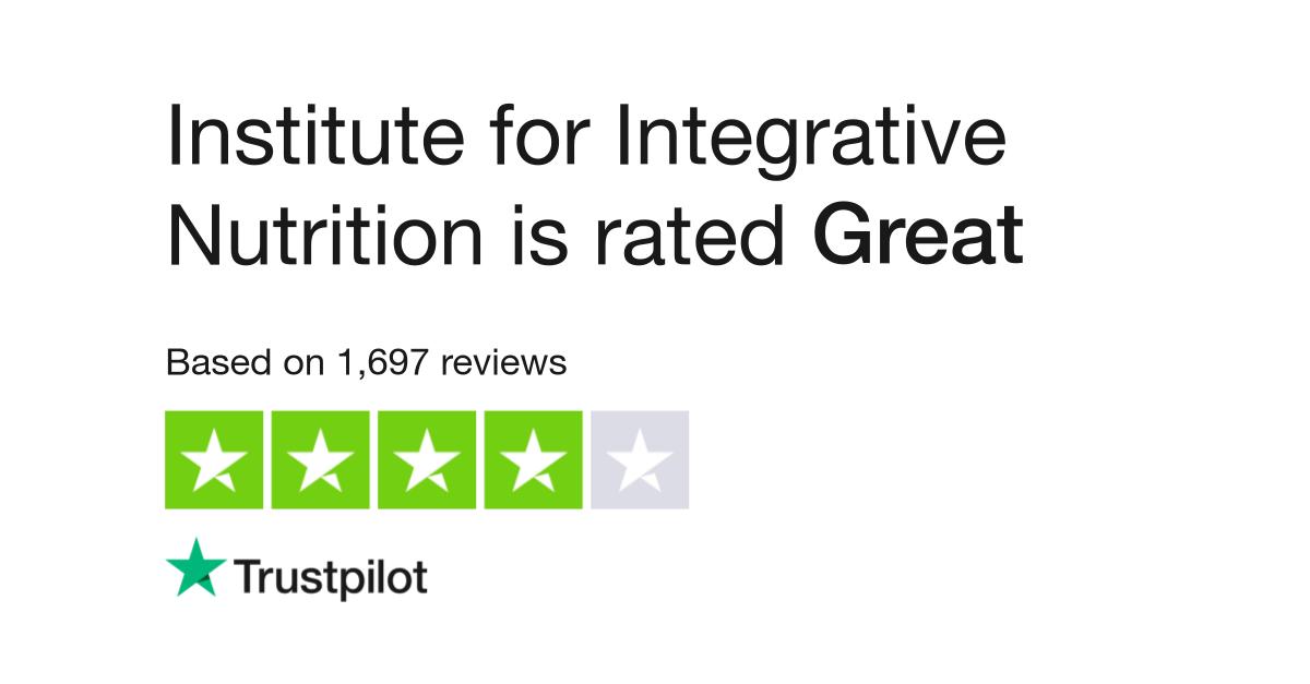 Integrative Nutrition Reviews