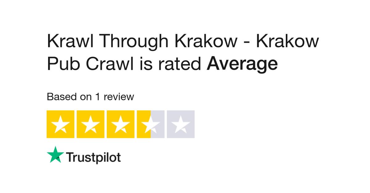 Krawl Through Krakow - Krakow Pub Crawl Reviews | Read Customer