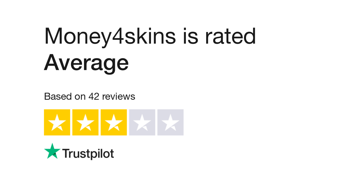 Money4skins Reviews | Read Customer Service Reviews of