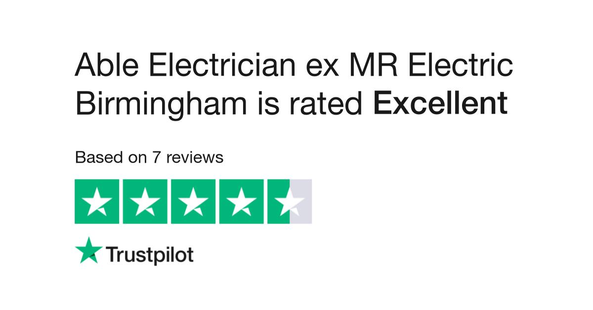 Mr Electric Birmingham Reviews Read Customer Service Of Birminghamnorth Co Uk