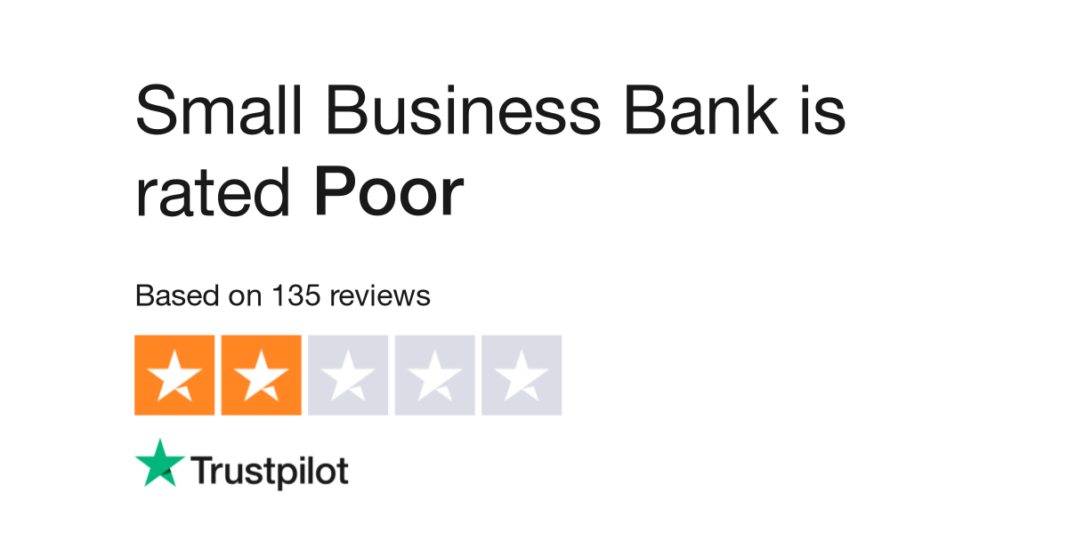 Small Business Bank Reviews | Read Customer Service Reviews