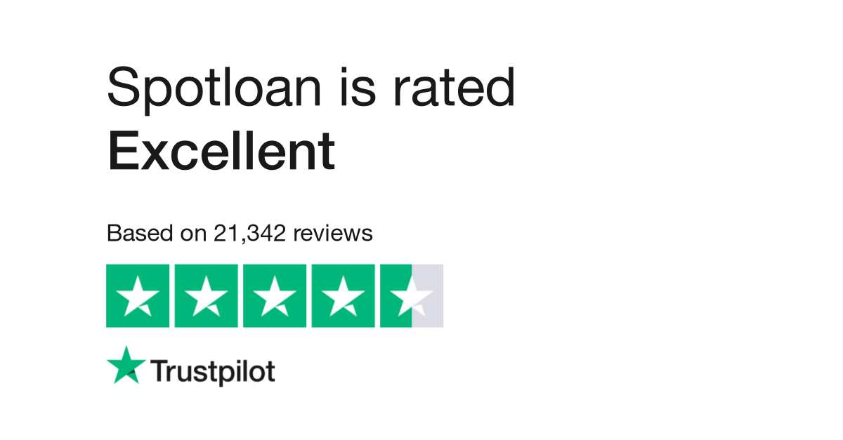 Spot Loan Reviews >> Spotloan Reviews Read Customer Service Reviews Of Www