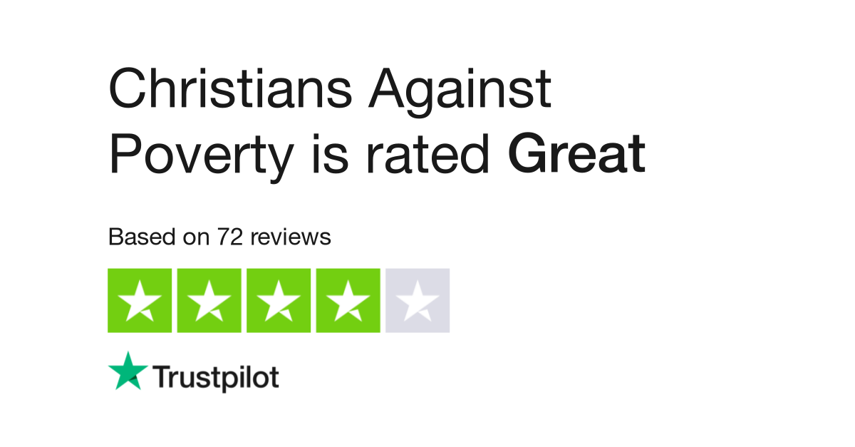 Christians Against Poverty Reviews | Read Customer Service