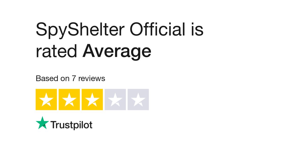 SpyShelter Official Reviews | Read Customer Service Reviews
