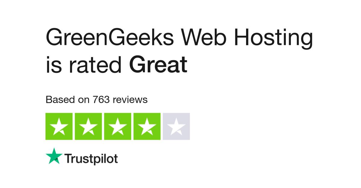 GreenGeeks Web Hosting Reviews