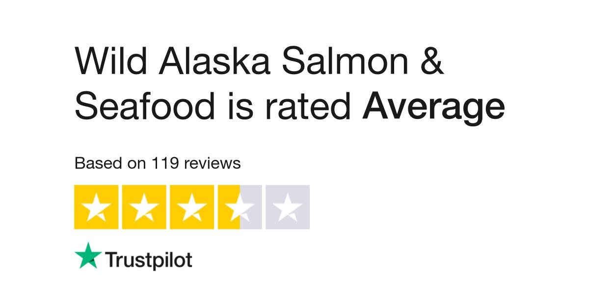 Wild Alaska Salmon & Seafood Reviews | Read Customer Service Reviews
