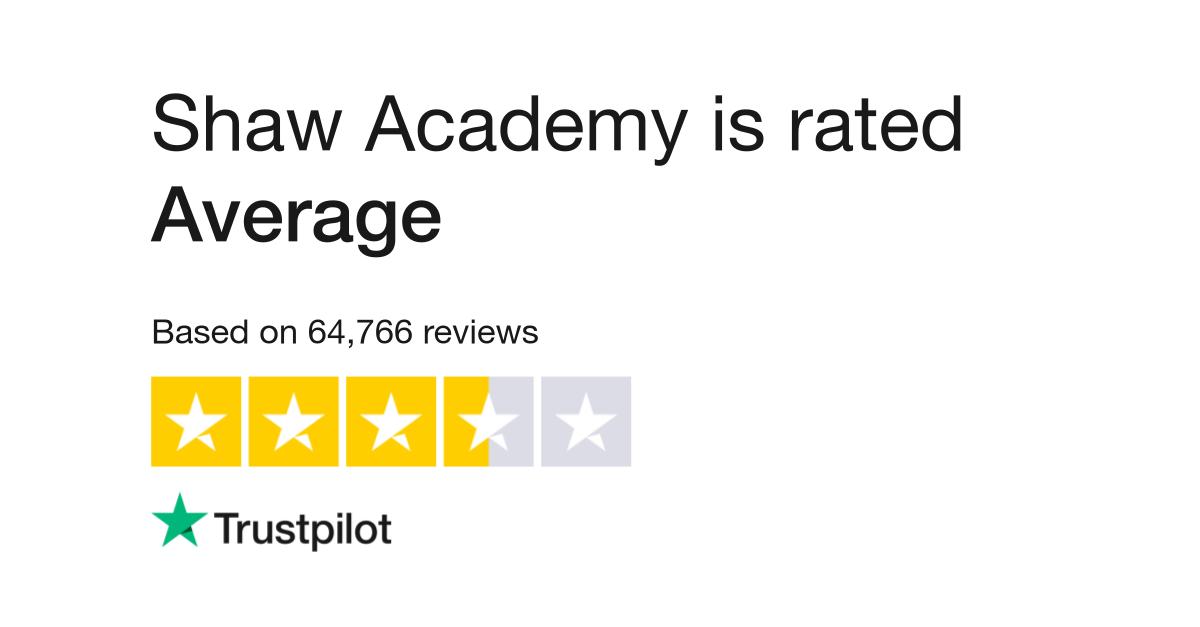 Shaw Academy Reviews Read Customer Service Reviews Of Shawacademy Com