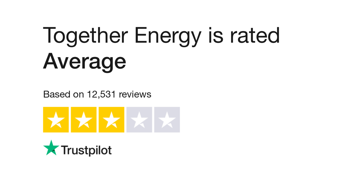 Together Energy Reviews >> Together Energy Reviews Read Customer Service Reviews Of